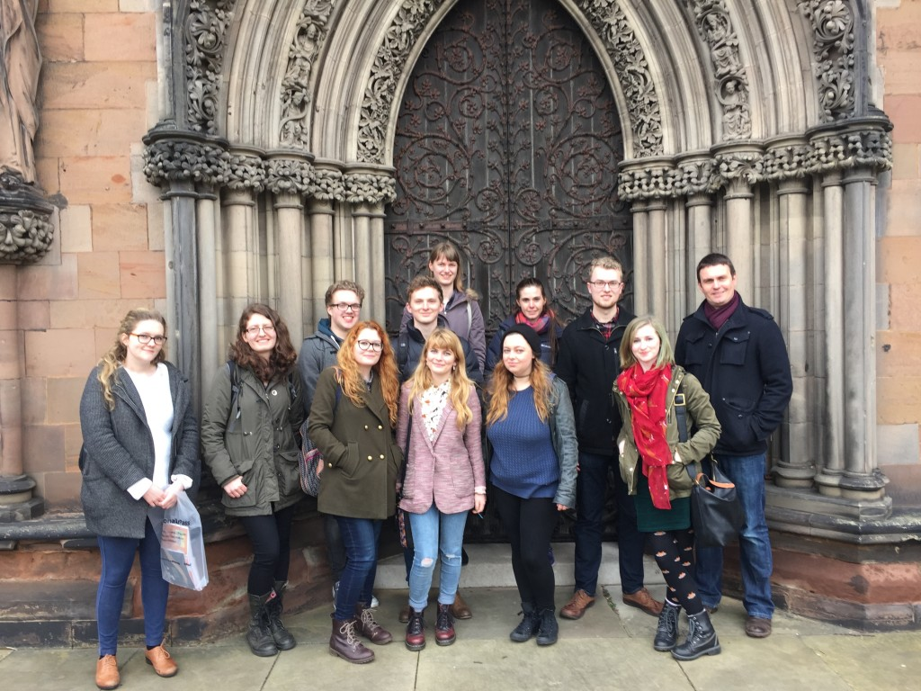 Nottingham Lichfield Trip 11